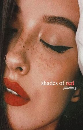 shades of red by julixtta