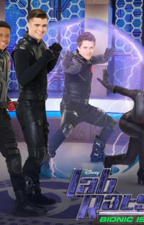 lab rats fanfiction leo and adam