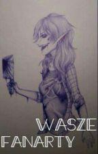 Wasze fanarty by Wrona_