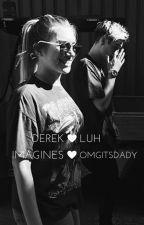 Derek Luh Imagines {REQUESTS OPEN} by omgitsdaddy