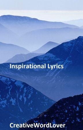 Inspirational Lyrics - Good In Goodbye - Carrie Underwood
