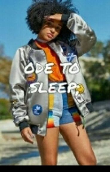 «ode to sleep» .joshler.