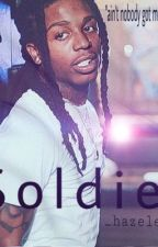 Soldier. |A Jacquees Fanfic.| by _hazeleyedd