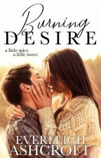 Burning Desire by SaraHunterBooks
