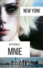 Nowy York. Wypróbuj Mnie | Avengers by BiedronkaWiki