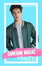 CAMERON DALLAS || facts #wattys2017  by vanessaxwriter