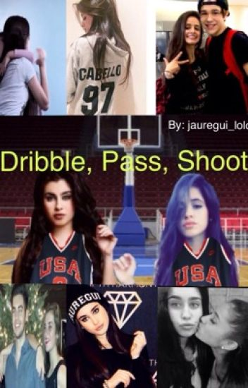 Dribble, Pass, Shoot