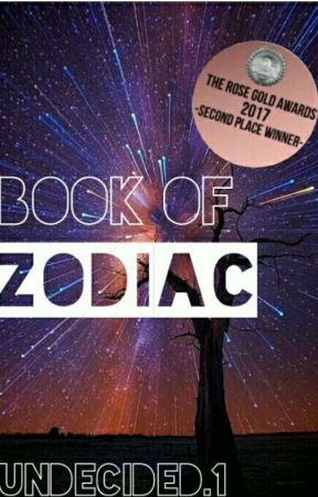 Book of Zodiac by undecided1