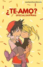 ¿Te amo? (Specialshipping) by maripositasenlawata