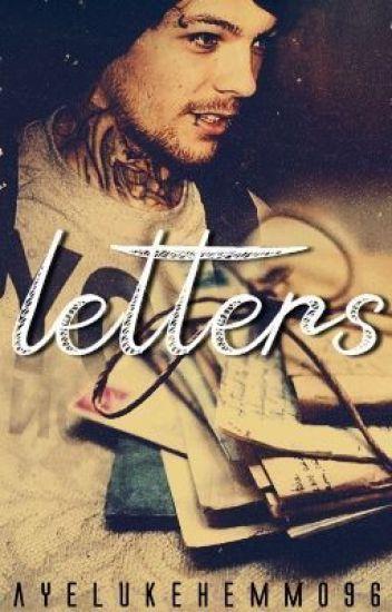 Letters (A Dark Louis Tomlinson Fanfic)