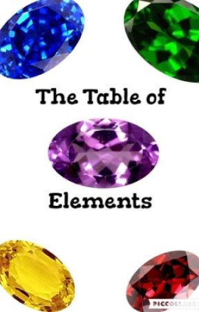The Table of Elements by GinnyJeanLovegood14