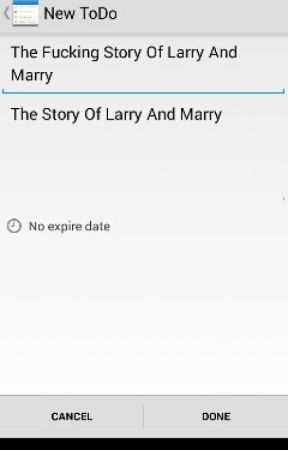 The Story Of Larry And Marry by I_wil_kiss_a_bad_boy