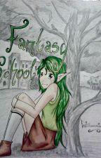 Fantasy school by willowamber36