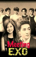 Meeting Exo (MALAY FF) by Dynna_Dee