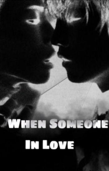 When someone In Love