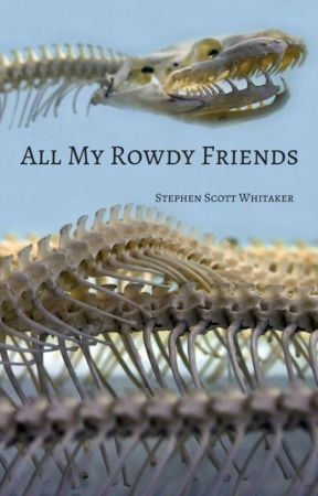 All My Rowdy Friends Press and Preview by ScottWhitaker