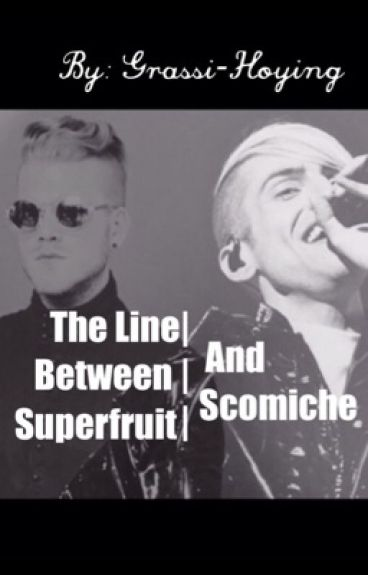 The Line Between Sup3rfruit and Scomiche