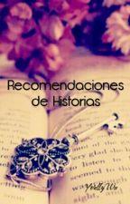 Recomendaciones de Historias by YorellyP