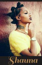 SHAUNA  by _Mwana_Na_Elaka_