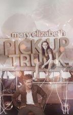 Pickup Truck by MaryElizabeth6