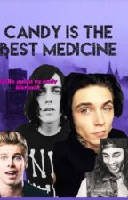 Candy Is The Best Medicine - Andy Biersack vs Kellin Quinn ON HOLD by thecandycayne