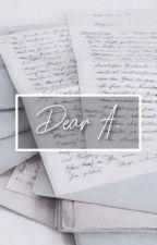 Dear A. // Henry Mills by flowercrownpan