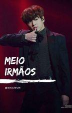 Meio Irmaos // jjk  by SraJeon