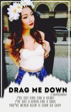 Drag Me Down » Lucas Friar [O.H] by aestilinski