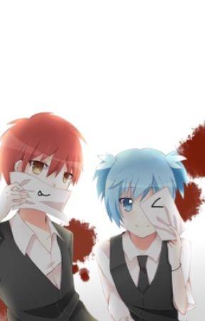 Sick { Karma x Nagisa } //Editing by animeshipperr