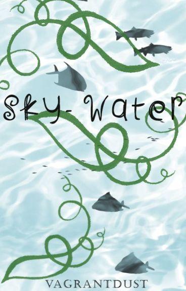 Sky-Water by VagrantDust
