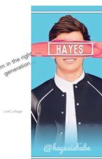 Hayes Grier imagines  by Aushalol