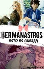 Hermanastros-Hiccelsa by MxjoHaddock