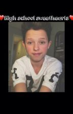 High school sweethearts: A Jacob Sartorius fanfic by DailySartorius