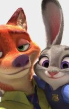 Nick Wilde x Judy Hopps by white__rosess