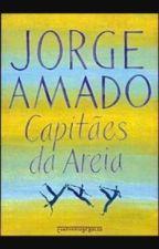 Capitães de areia  by Natysouza1502