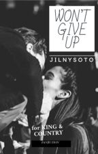 Won't Give Up • for KING & COUNTRY  by jilnysoto
