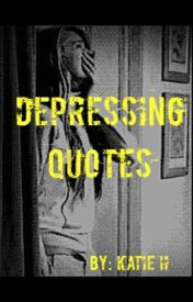 Depressing quotes by punkrockxbands