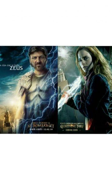"La Hija De Zeus ""Hermione"""