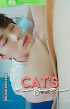 Cat's Eye  Moon Bin- ASTRO  by MilkBec