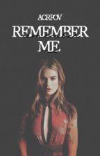 Remember Me ⇒ S. Salvatore by acrpov
