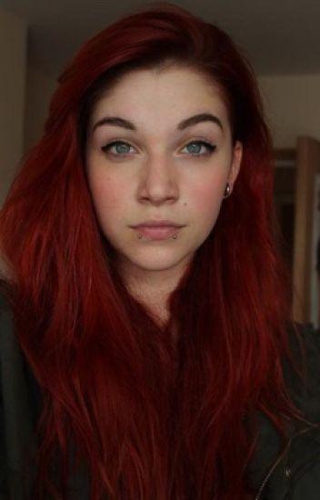 Disegni di ragazze coi capelli rossi