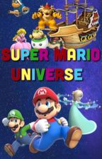 Super Mario Universe by MushroomCaden