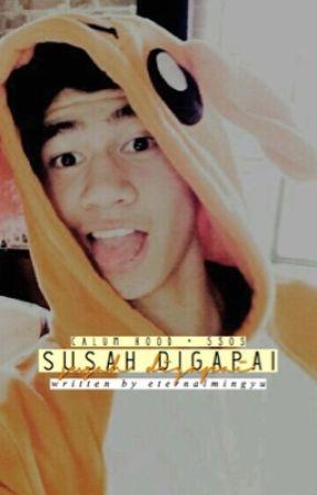 Susah Digapai | cth x lrh  by sincerelyfia