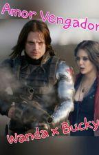 Amor Vengador|Bucky x Wanda|WinterWitch by mariasanpa03