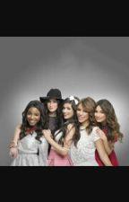 Fifth Harmony Gifleri by normaniezel