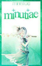 яαяιту  ; borrower short stories by minntae-