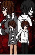 Eyeless sister (homicidal Liu x reader) by spiritwolf707