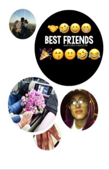 Best friends --->  Derek Luh