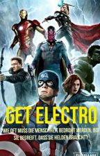 GET ELECTRO (Avengers FF) by _1_Coffeelover_2_