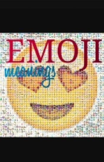 Emoji Meanings - DreamworksDragons - Wattpad